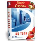 Phần mềm Dự toán Delta 8.3.6